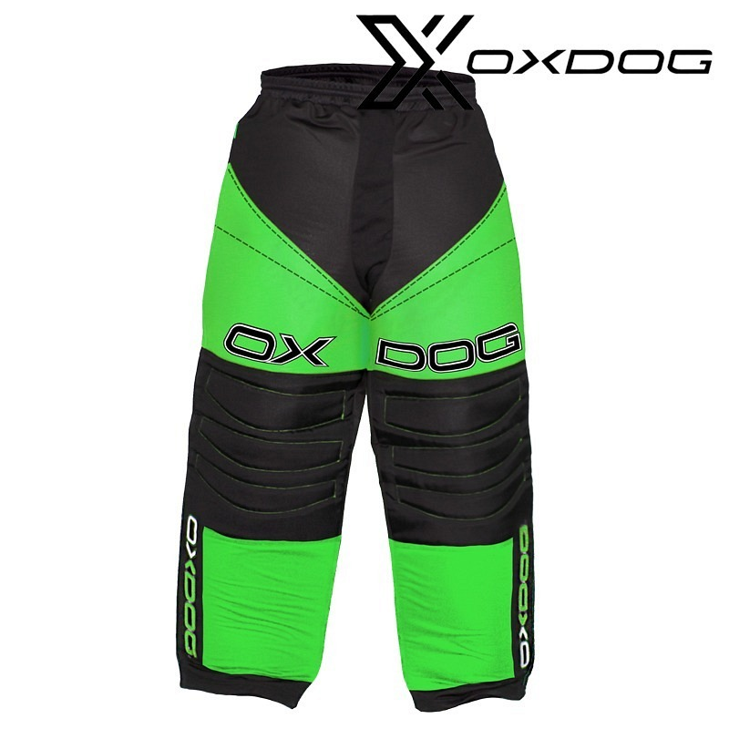 Oxdog Goaliehose Vapor black/green