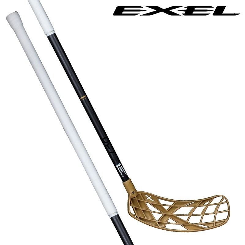 Exel RE7 Black Edition 2.9 oval