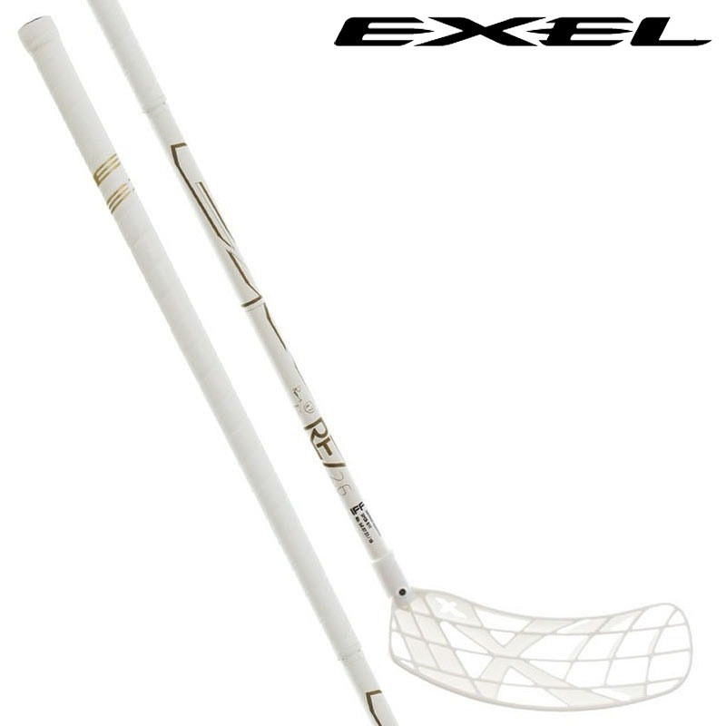 Exel RE7 White Edition 2.9 oval