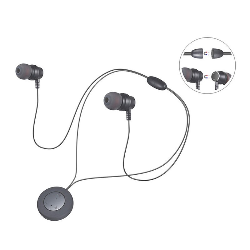 XT-8 Bluetooth Headphones black