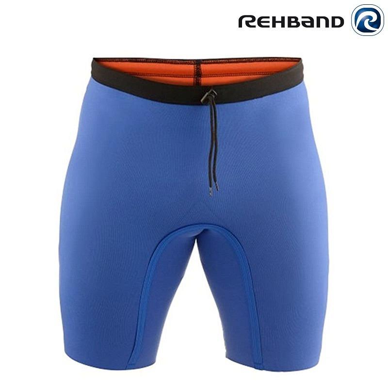 Rehband Thermohose Basic Line blau