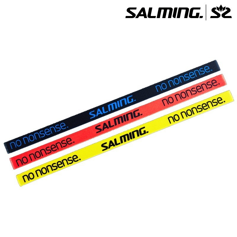 Salming Hairband yellow/mixed (3-Pack)
