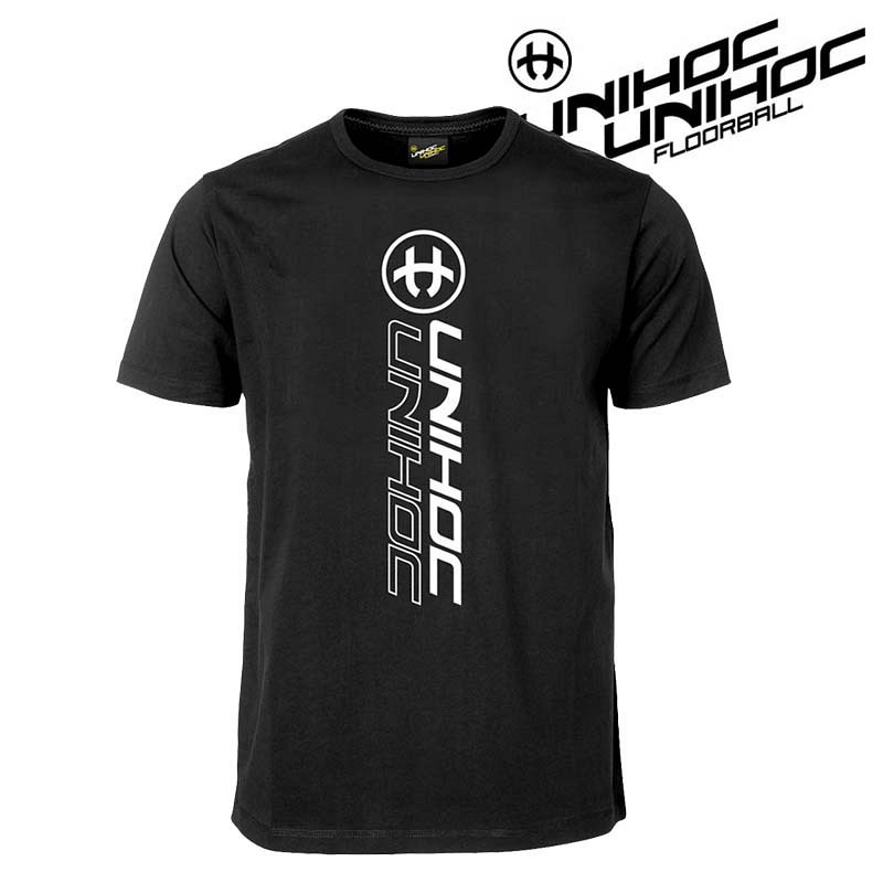 unihoc T-Shirt Player schwarz