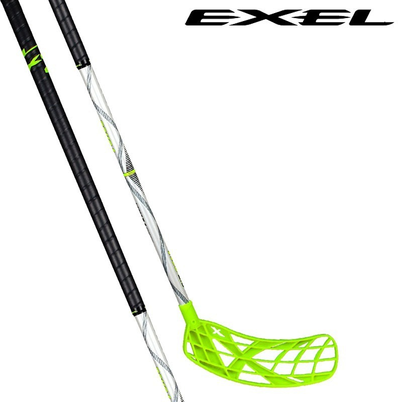 Exel Force F100 2.9 white/yellow