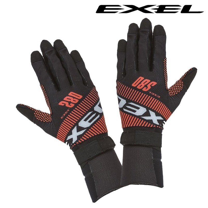 Exel Goaliehandschuhe S80 long