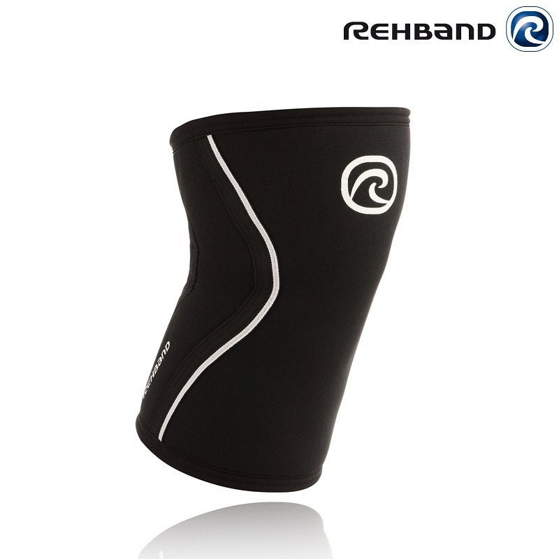 Rehband RX Knee Sleeve 3mm black