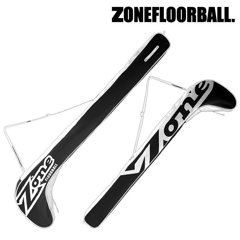 Zone Stocktasche Weightlifter black/wh..