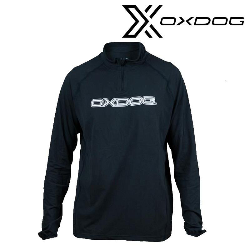 OXDOG Warmup Halfzip Winton schwarz