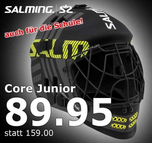 Salming Goaliemaske Core Junior