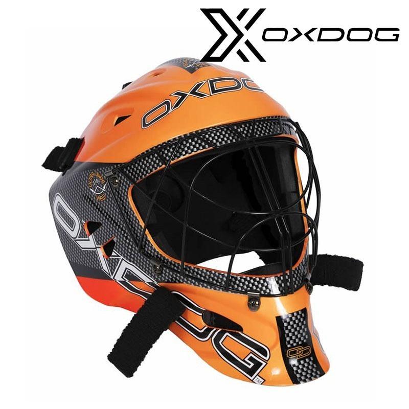 OXDOG Goaliemaske Flame orange