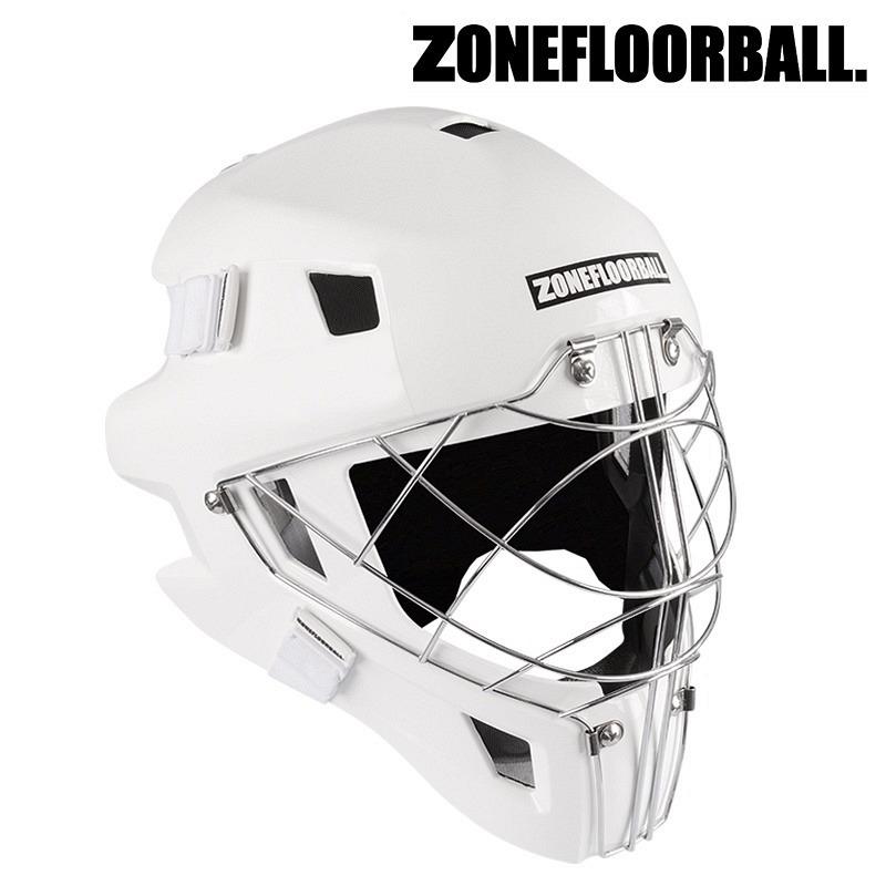 Zone Goaliemaske Monster CatEye All Wh..