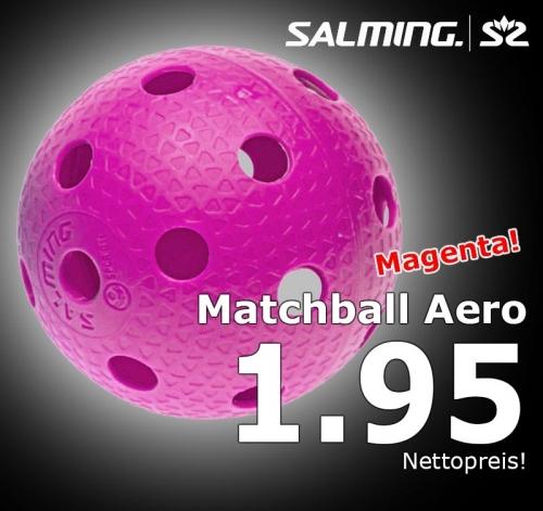 Salming Matchball Aero magenta