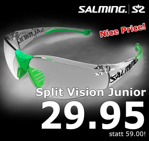 Salming Split Vision Sportbrille Junio..