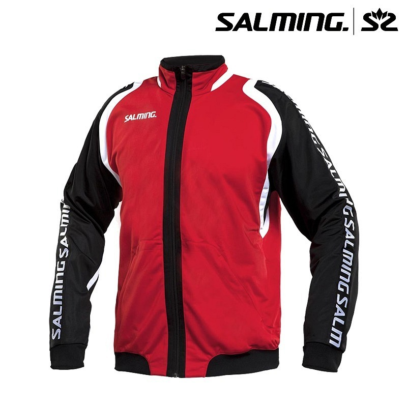 Salming WCT Trainingsjacke Men red