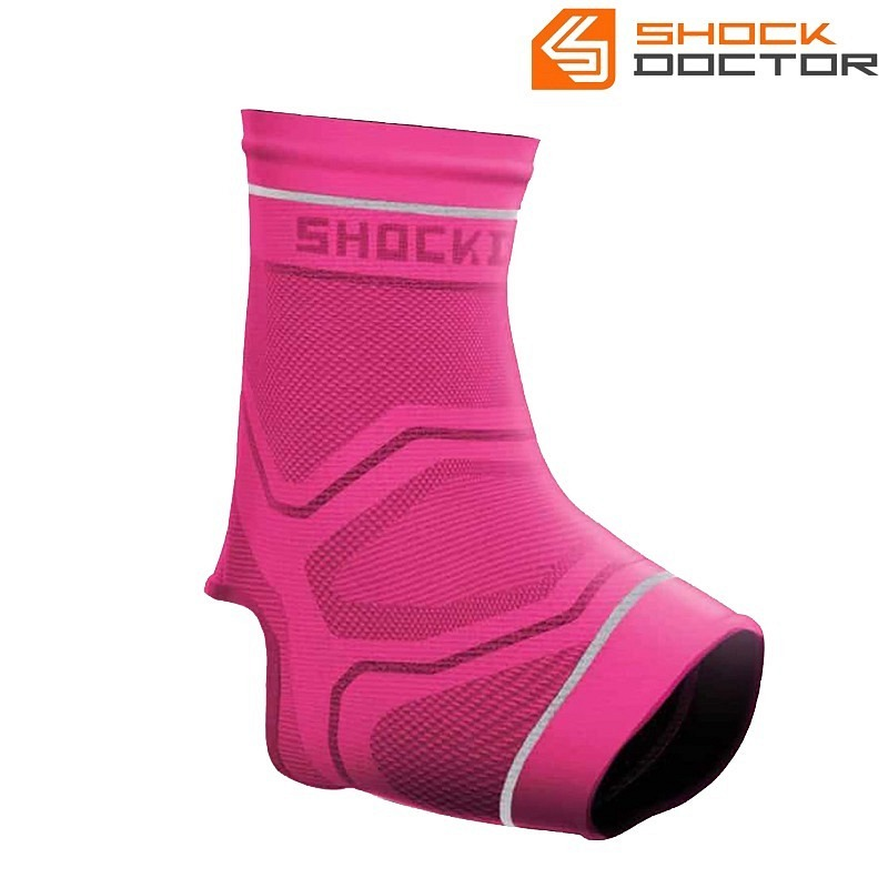 Shockdoctor Ankle Sleeve pink