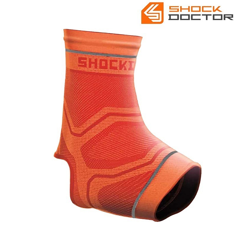 Shockdoctor Ankle Sleeve orange