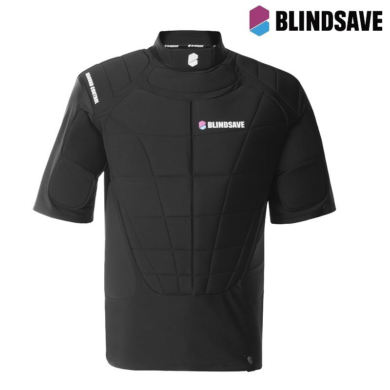 Blindsave Goalieweste mit Rebound Cont..