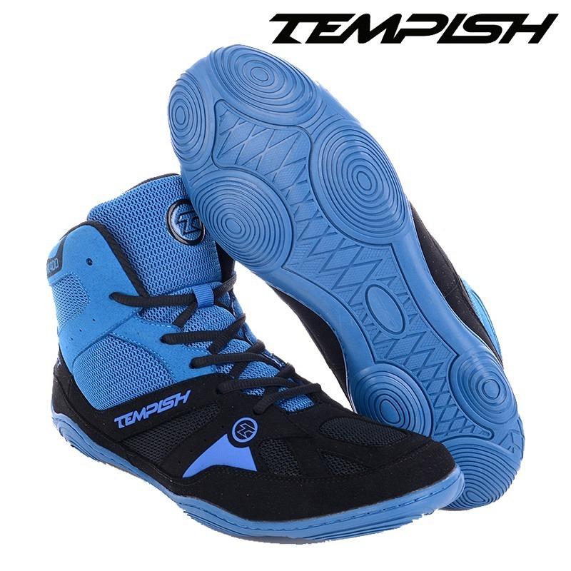 Tempish Goalie Schuh ROQIT blau/schwarz