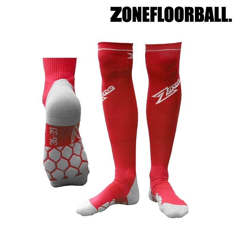 Zone Socken Super rot
