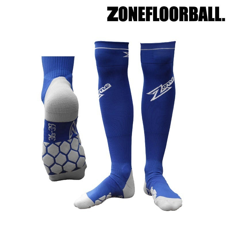 Zone Socken Super blau