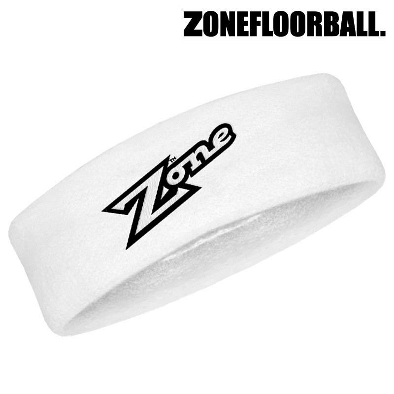 Zone Headband Old School white