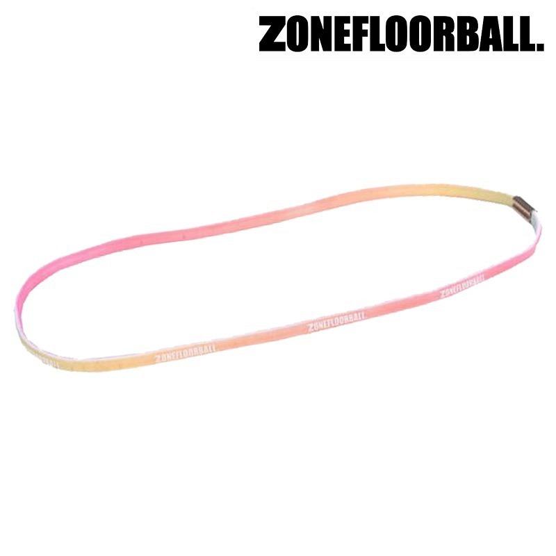 Zone Hairband Slim Rainbow