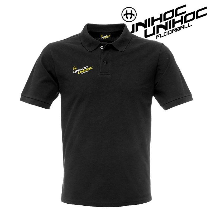 unihoc Polo Shirt Soho Men black