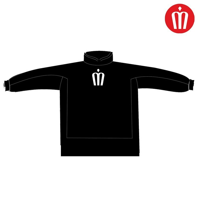 unihockeyshop.ch Goalieshirt Crown black
