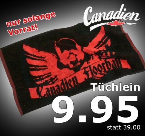Canadien Towel Wings