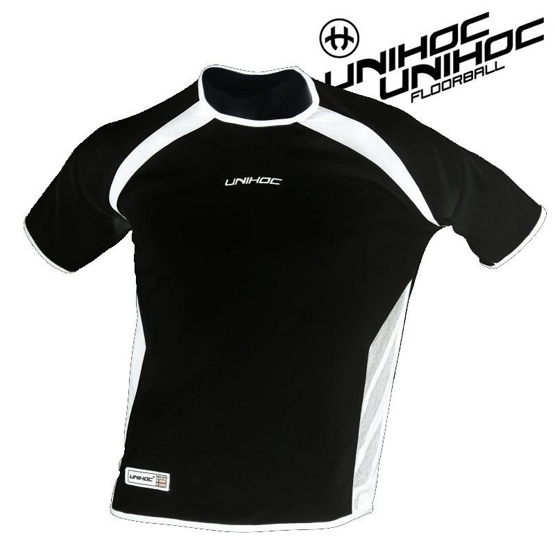 unihoc Shirt Zürich schwarz