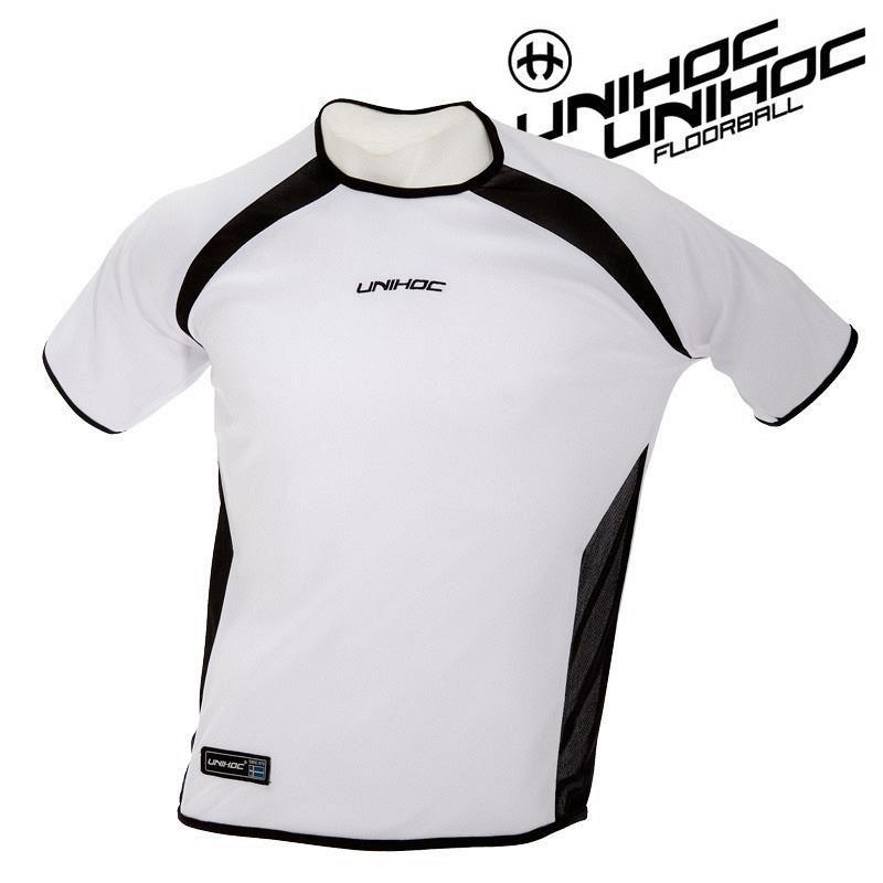 unihoc Shirt Zürich weiss