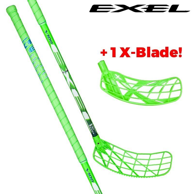Exel Vision Package V100 2.9 mit X-Blade
