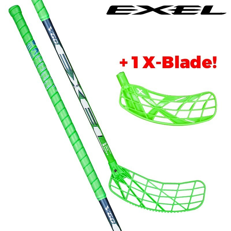 Exel Vision Package V60 mit X-Blade