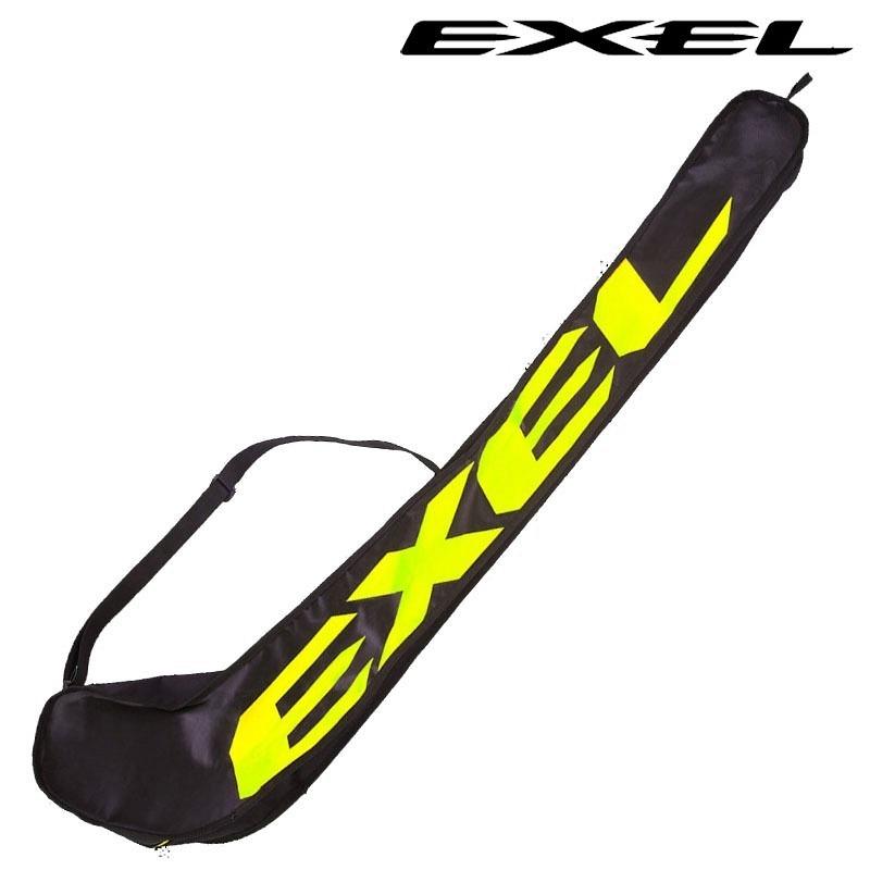 Exel Stickbag Giant Logo black/yellow