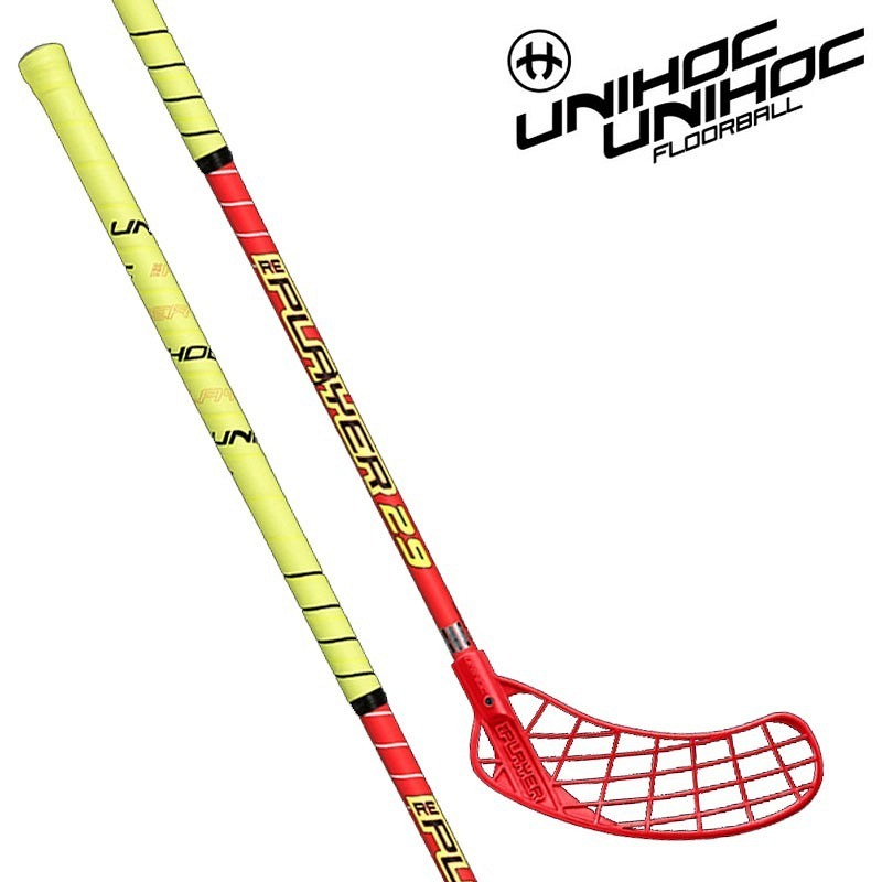 unihoc RePlayer 29 red/yellow