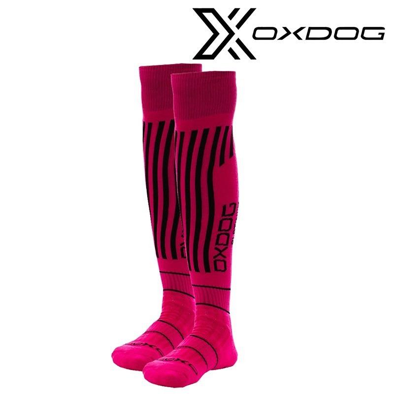 Oxdog Aura Long Socks pink