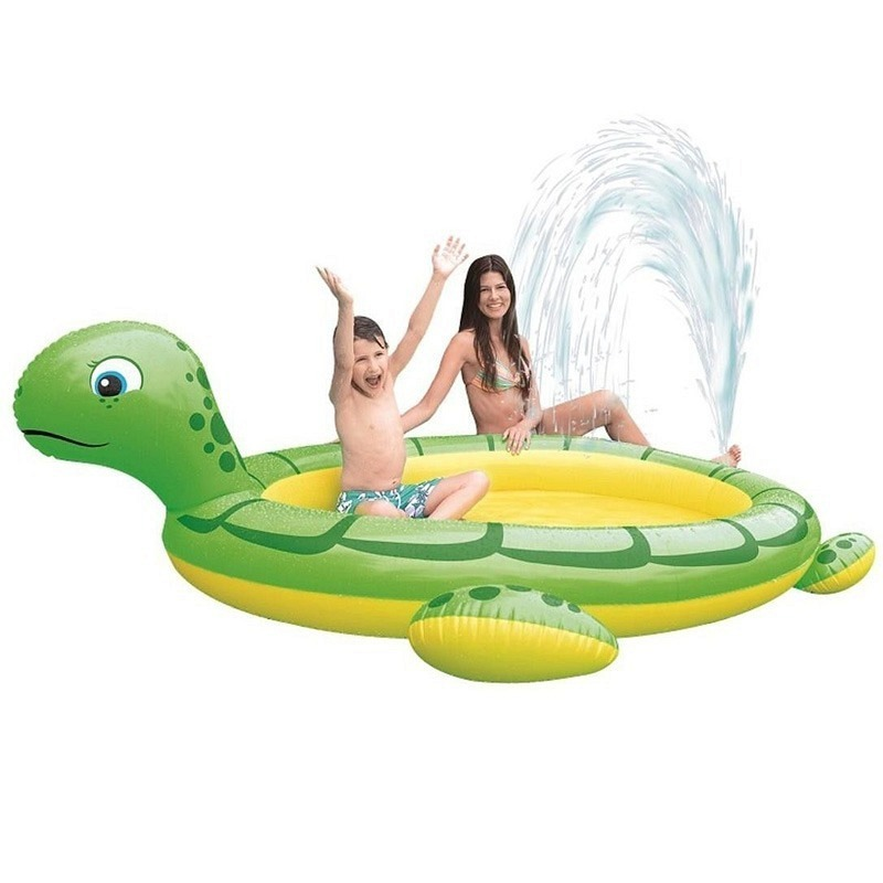 Jilong Giant Turtle Spray Pool