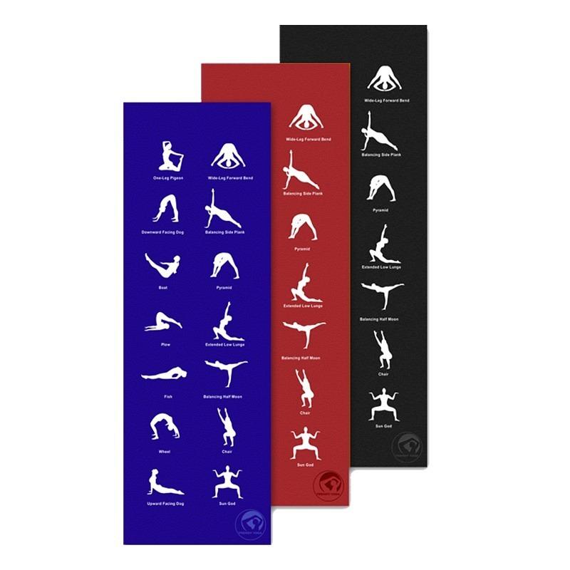 Trendy Yoga Matte