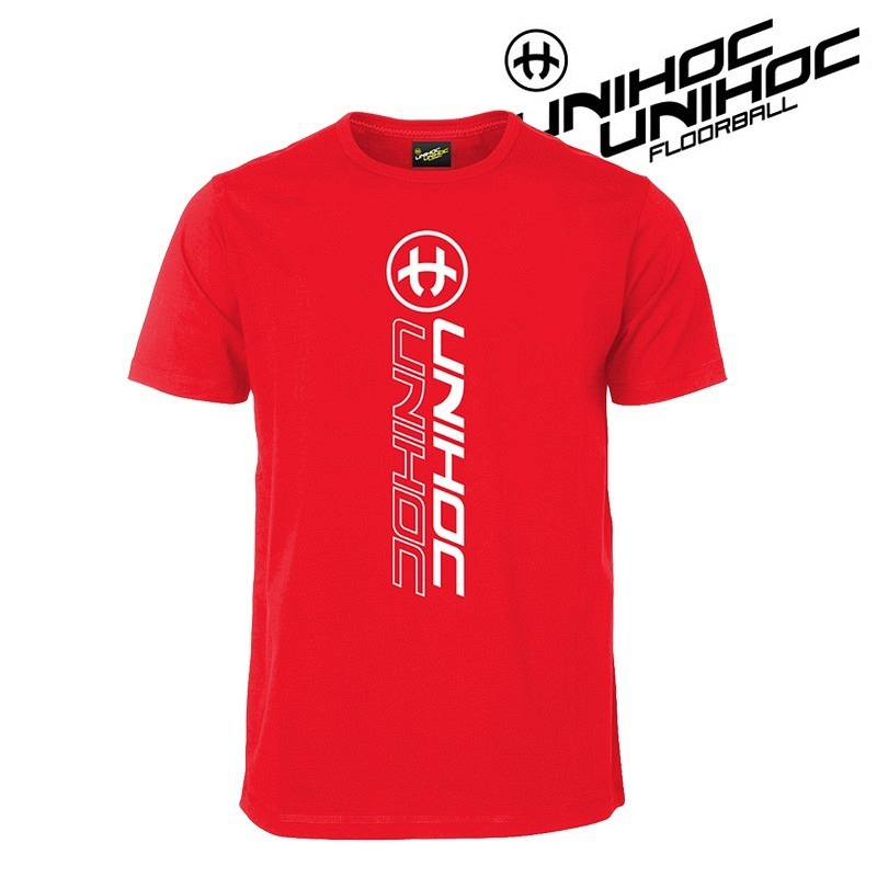 unihoc T-Shirt Player rot