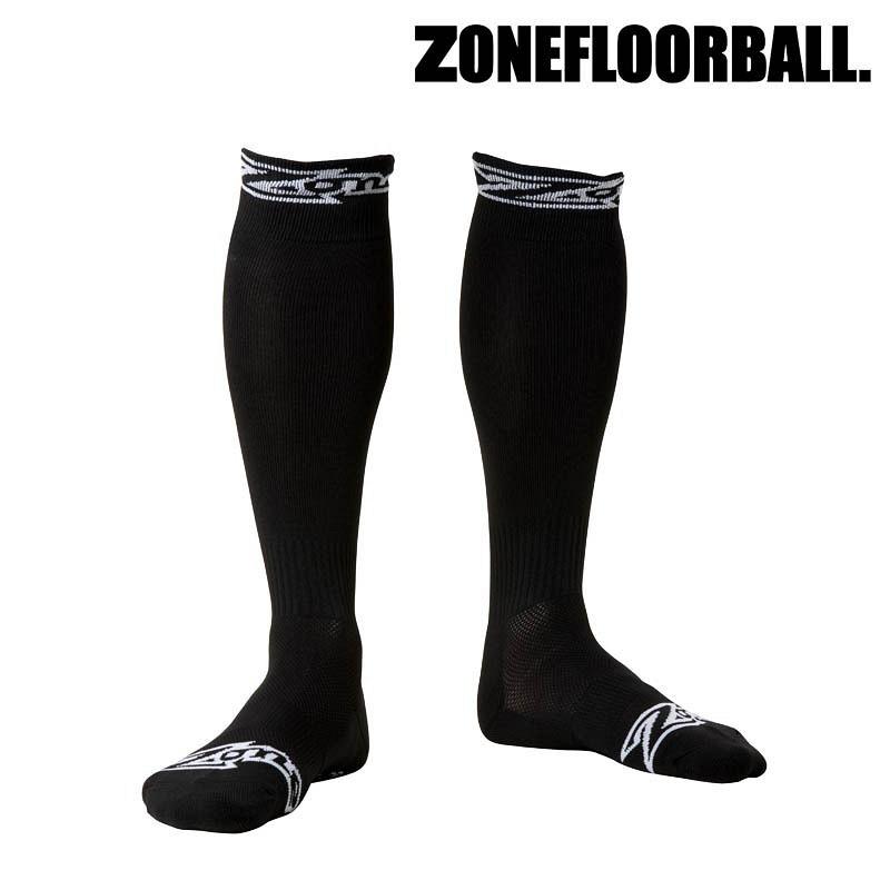 Zone Socken Stripe schwarz