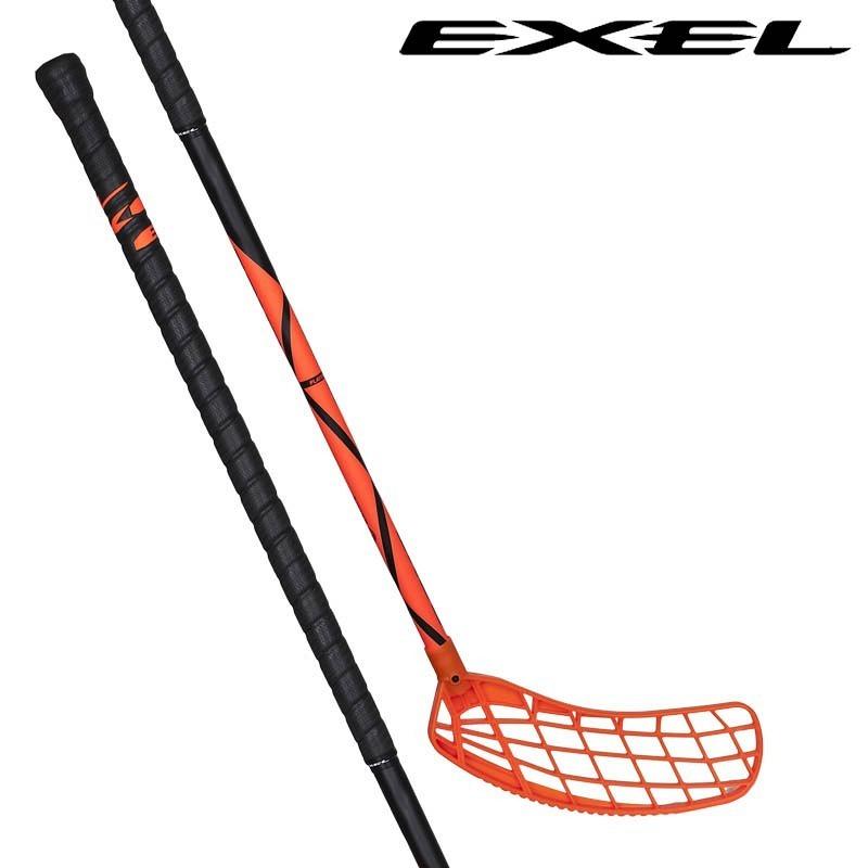 Exel Helix 2.9 neon orange