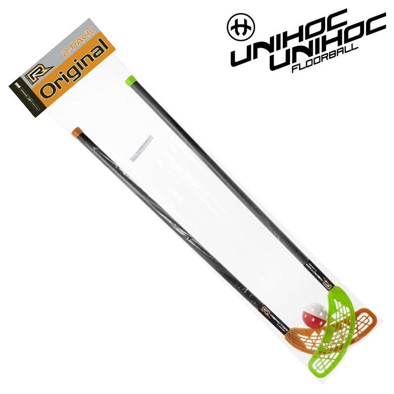 unihoc Set Original 80cm grün/orange (..
