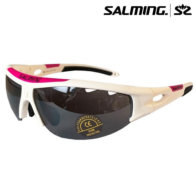 Salming Sunglasses V1 Women white/pink