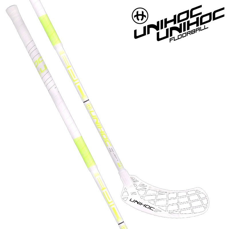unihoc EPIC Toplight II 26 white/yellow