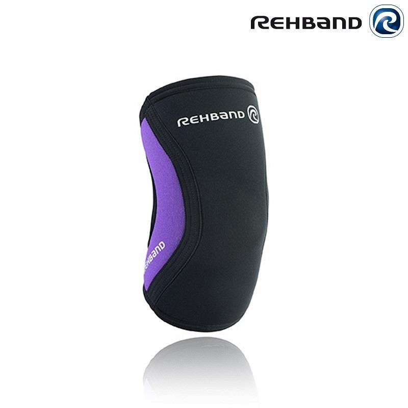 Rehband RX Ellbogenstütze 5mm black/purple