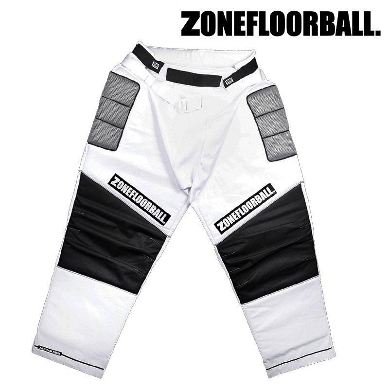 Zone Goaliehose MONSTER white edition