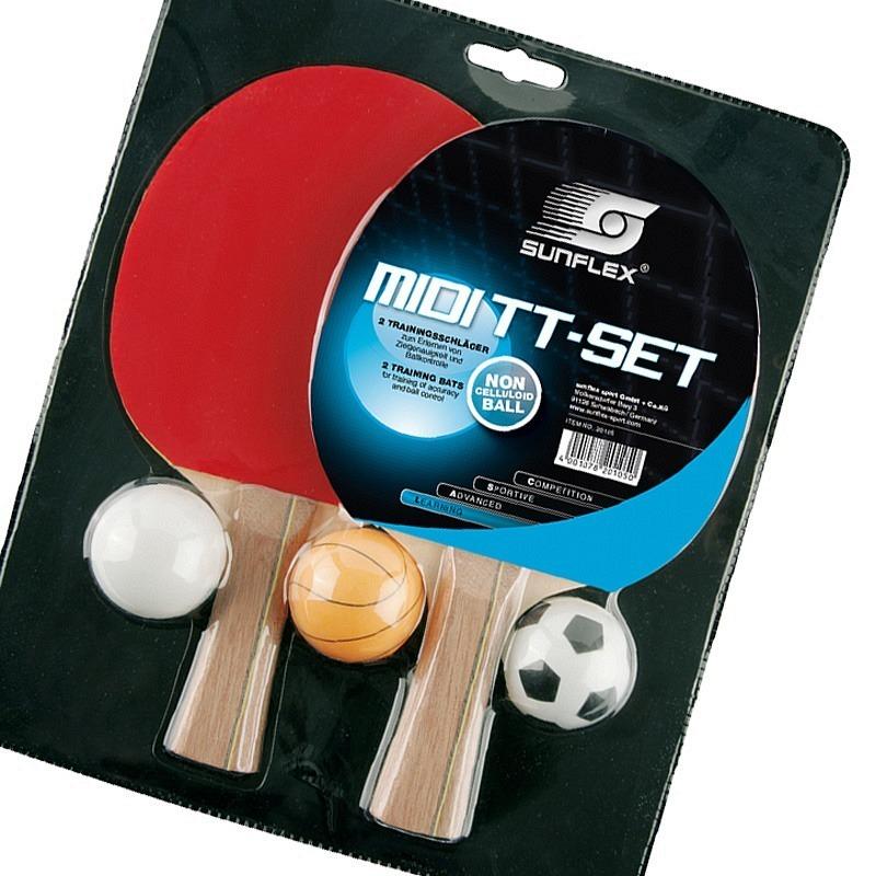 Sunflex Midi Tischtennis Set