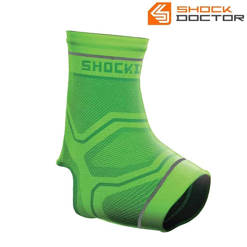 Shockdoctor Ankle Sleeve green