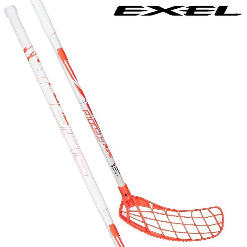 Exel Pure P100 orange/white