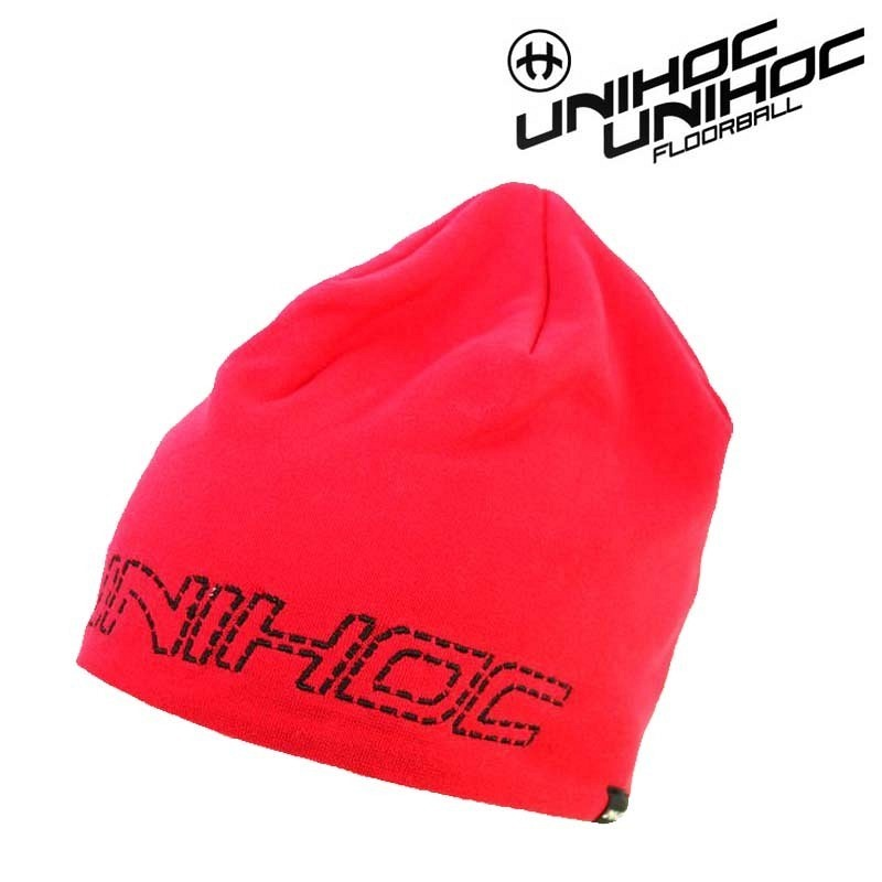 unihoc Beanie Wipe-Out red